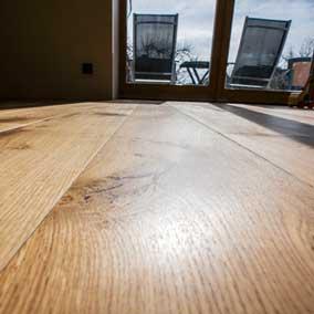 Masivní dřevěné podlahy
